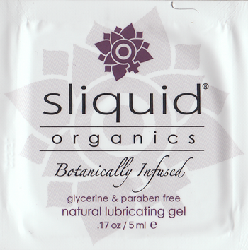 Sliquid Organics | Gel, Lubricants - LuckyBloke.com | Global Condom Experts