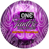 ONE | Tantric Pleasures, Condoms - LuckyBloke.com | Global Condom Experts