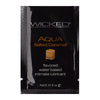 Wicked Aqua | Salted Caramel, Lubricants - LuckyBloke.com | Global Condom Experts