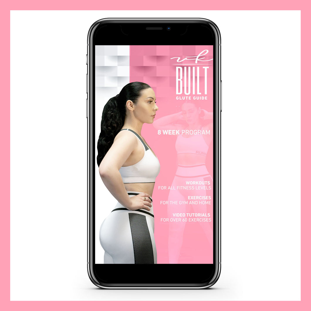 30-DAY BOOTY BUILDING MEAL PLAN (COMING SOON)