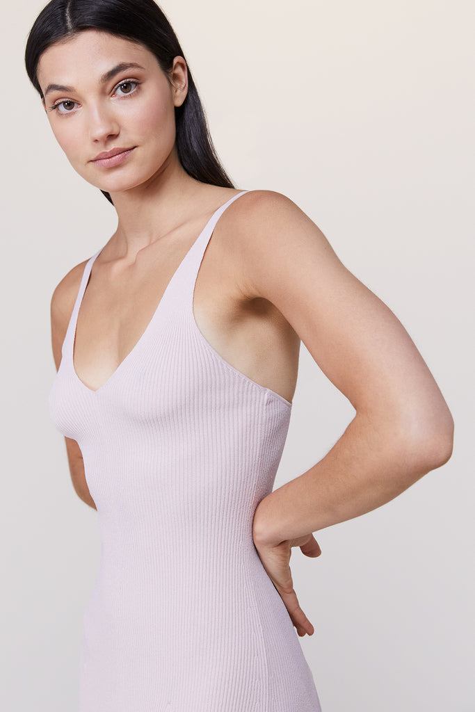Seamless Sleeveless Dress