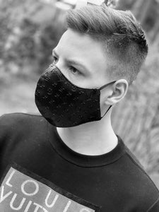 All Black Mask - Urban Mask
