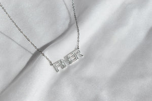 Finer Necklace