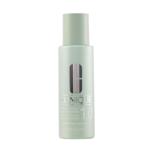 Soothing and Toning Cream with No Alcohol Clarifying Lotion Clinique