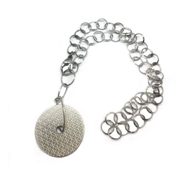 Ladies' Necklace Guess CWN90703 (50 cm)