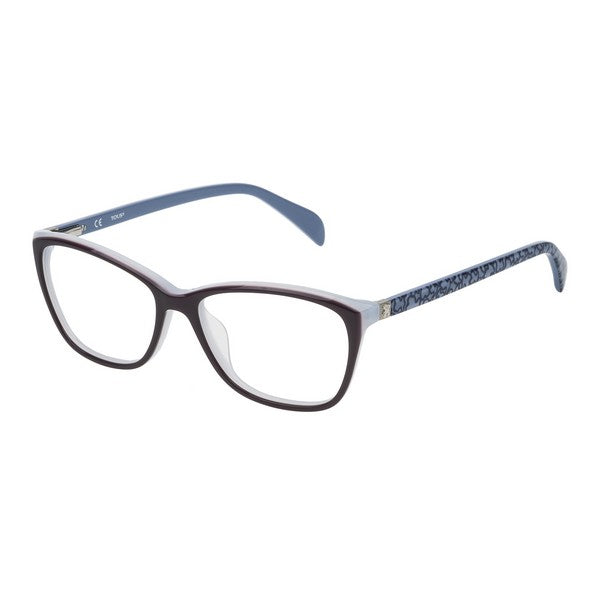 Ladies' Spectacle frame Tous VTO940N520N37 (52 mm)