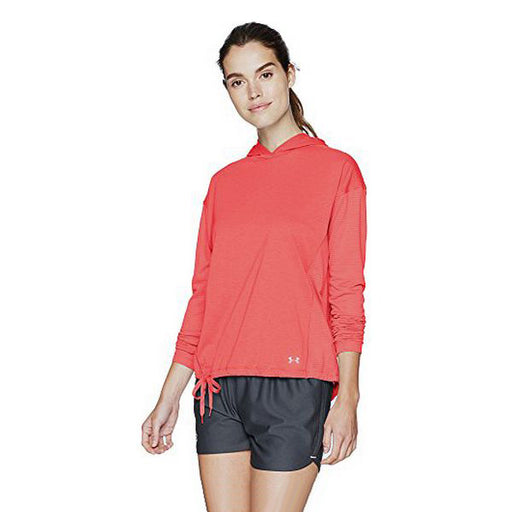 Women's long sleeve T-shirt Under Armour 1320799-819 Coral (Usa size)
