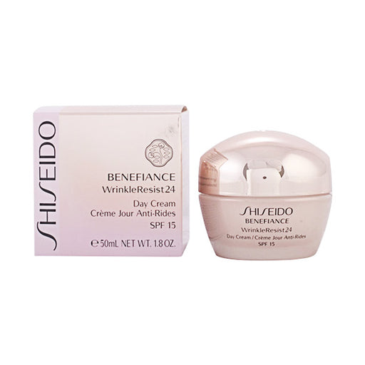 Anti-Ageing Hydrating Cream Benefiance Wrinkle Resist Shiseido