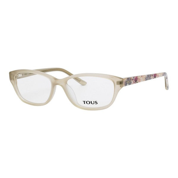 Ladies' Spectacle frame Tous VTO7675397NM (53 mm)