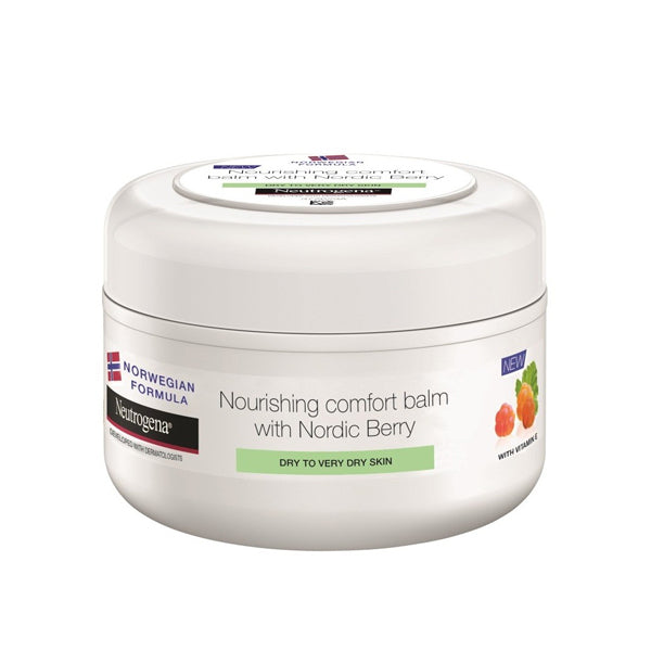 Moisturising Body Balm Nordic Berry Neutrogena (200 ml)