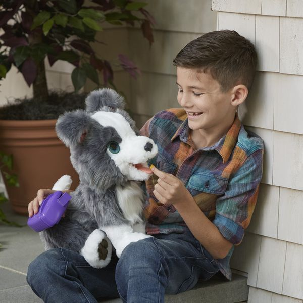 FurReal Friends Ricky The Trick Lovin' Pup Hasbro