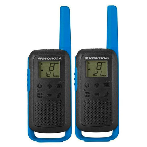 Walkie-Talkie Motorola B6P00811 (2 pcs)