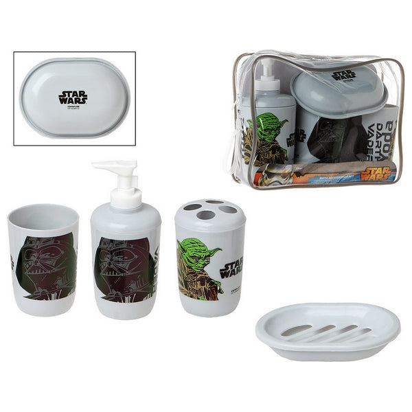 Bath Set Star Wars Children's (4 Pcs) 114303