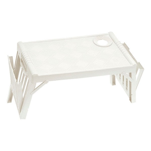 Folding Tray for Bed Tontarelli Life Plastic (52 X 32 x 25 cm)