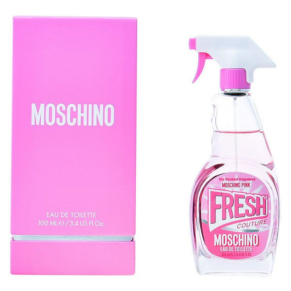 Women's Perfume Fresh Couture Pink Moschino EDT