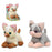 Soft toy with sounds +12M 117461