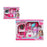 Child's Hairedressing Set Super Beauty White Pink 112800