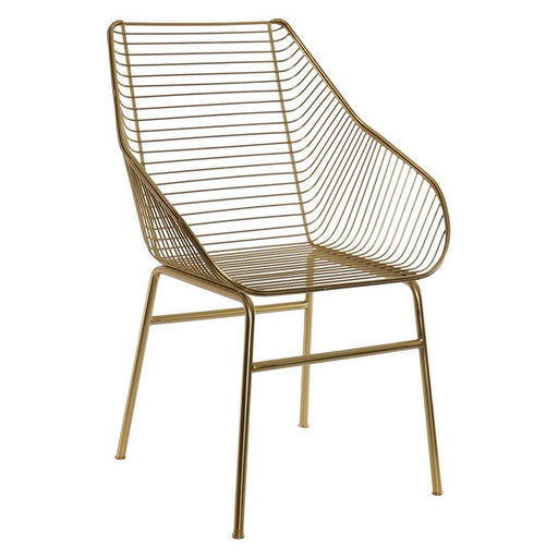 Dining Chair Dekodonia Metal (61 x 56 x 91 cm)