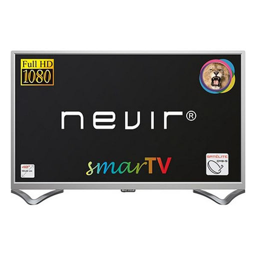 "Smart TV NEVIR NVR-8050-40FHD2SSMAP 40"" Full HD LED LAN Silver"
