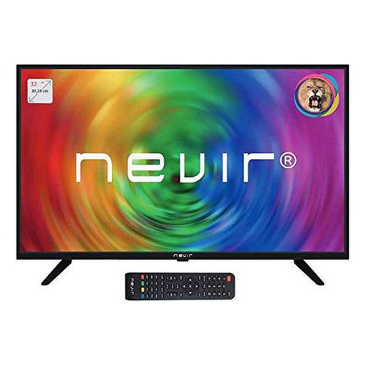 "Television NEVIR NVR-7707-32RD2-N 32"" HD Ready LED USB Black"