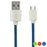 USB Cable to Micro USB KSIX 1 m
