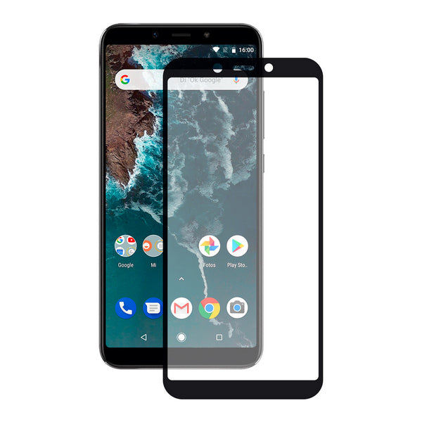 Tempered Glass Mobile Screen Protector Xiaomi Mi A2 KSIX Extreme 2.5D
