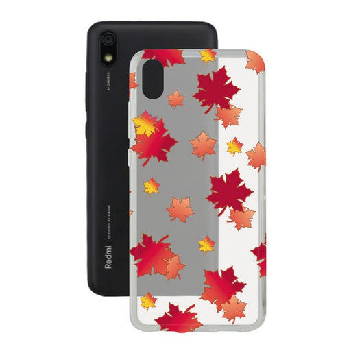 Mobile cover Xiaomi Redmi 7a Contact Flex TPU Autumn