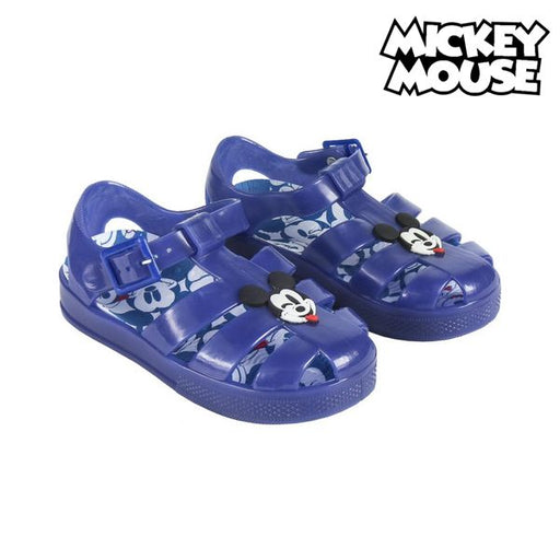 Beach Sandals Mickey Mouse 74321 Blue