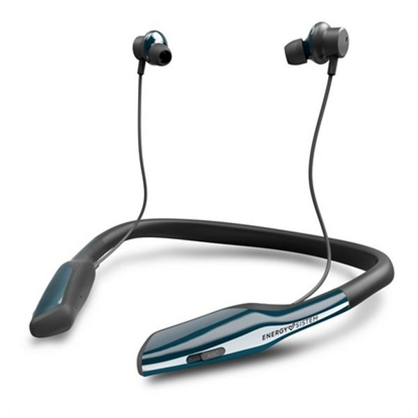 Sports Headset with Microphone Energy Sistem Neckband Travel 8 Bluetooth Black