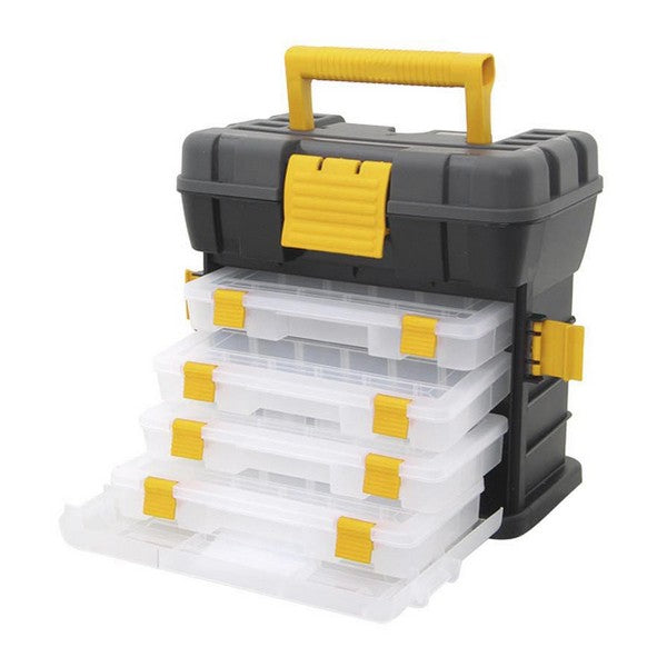 Toolbox with Compartments Parma Bricotech (27 x 16 x 26 cm)