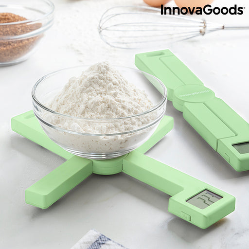 Folding Digital Kitchen Scales Folcale InnovaGoods
