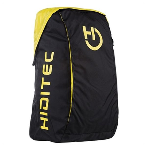 "Laptop Backpack Hiditec BACK10000 15.6"" Black Yellow"