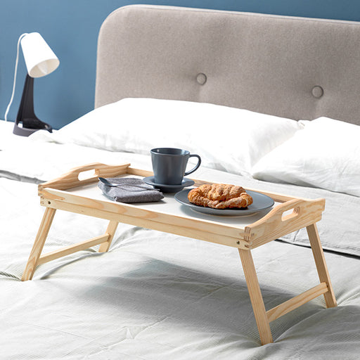 Folding Tray for Bed Breakfast