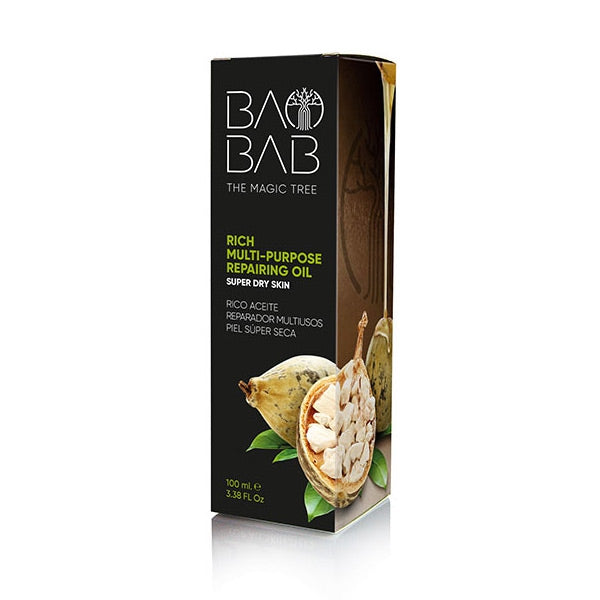 Multi-use Baobab Repairing Oil for Super-Dry Skin