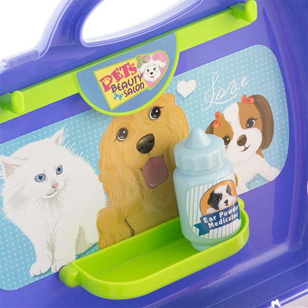 Pets Hairdresser Game with Accessories