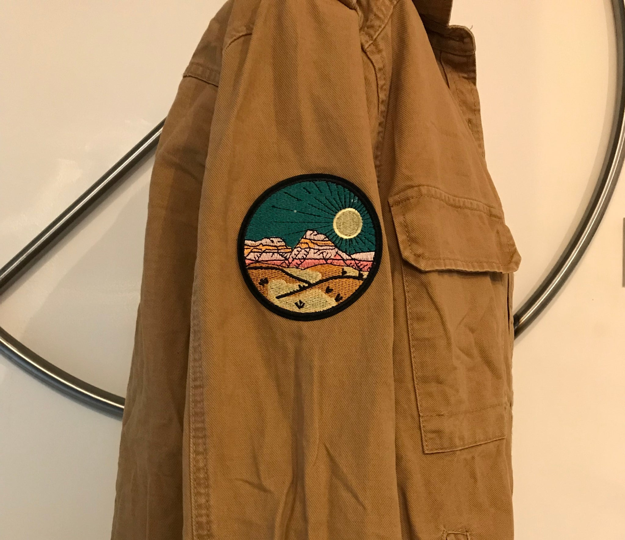 'Going to California'  Shirt Jacket