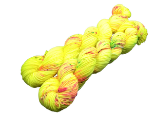 50g Yellow Unicorn Teardrops - Silje