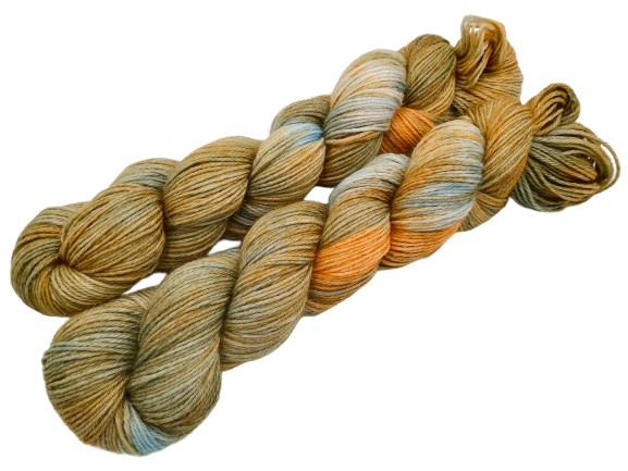 Forest At Fall - Alpaca/Silk