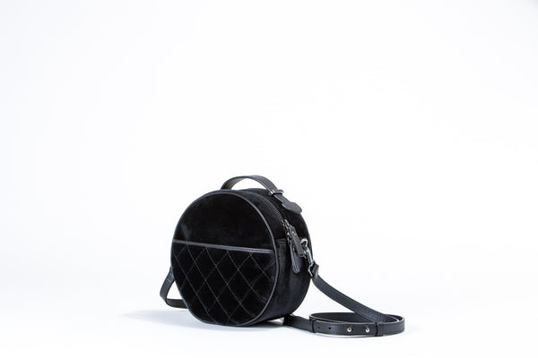 Circle Bag Marcello Velvet