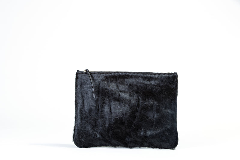 Pochette Jean-Louis Pony Hair Leather