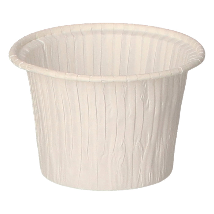 CAPSULA MUFFIN 44x40mm BLANCO