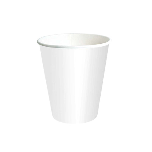 Vaso Papel Para Cafe Espresso Blanco 125 Ml