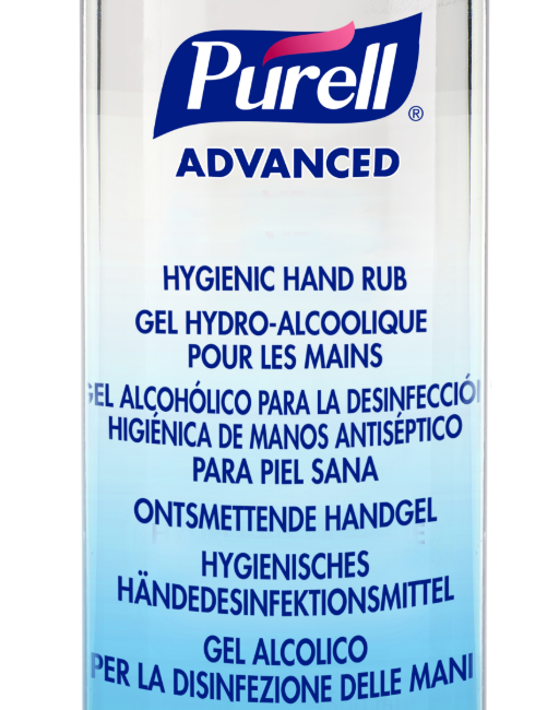 Gel Hidro Manos Purell Advance - 500ml