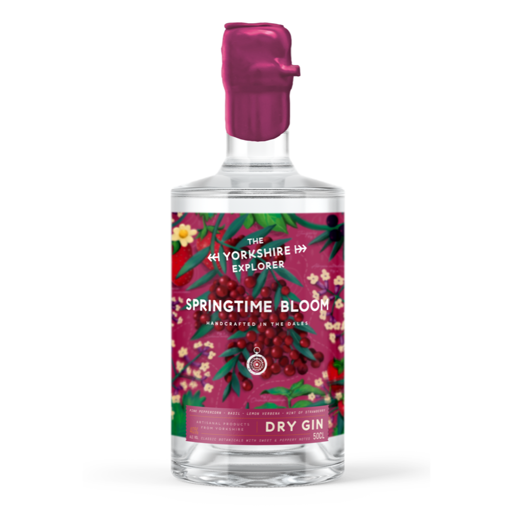 Springtime Bloom Gin