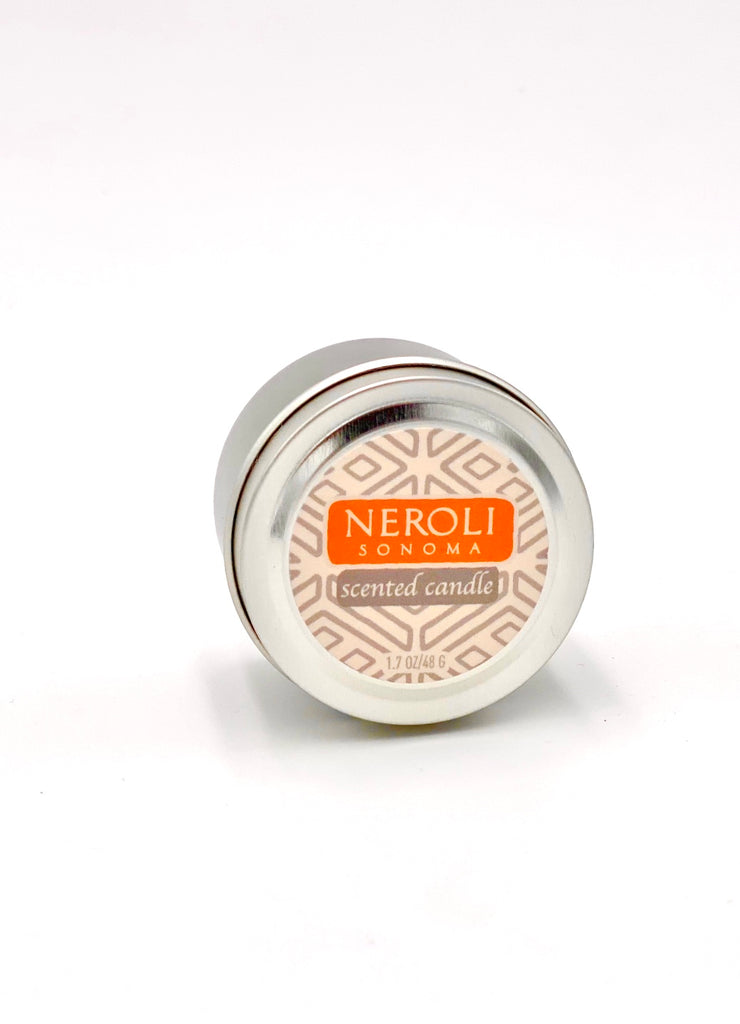 Neroli Sonoma Collection - Travel Candle