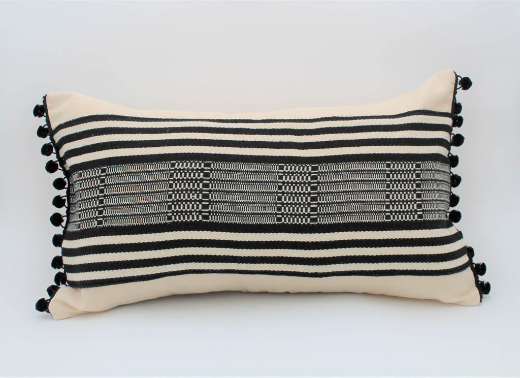 The Bogotá Pillow Collection: Small Lumbar