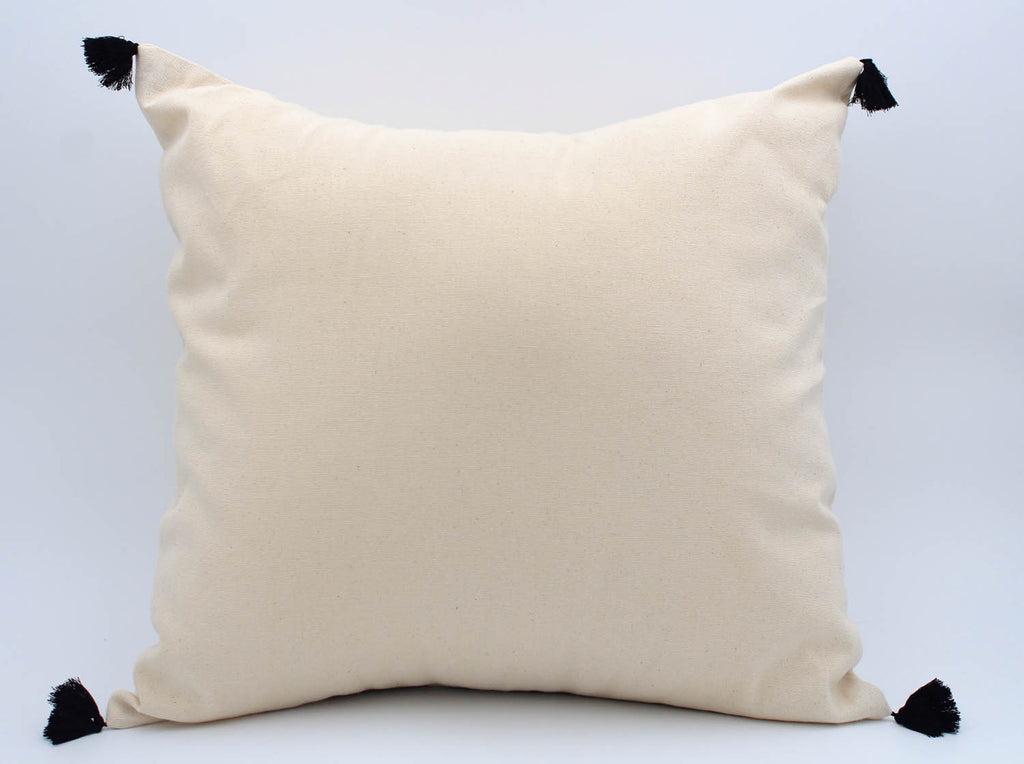 The Bogotá Pillow Collection: Square