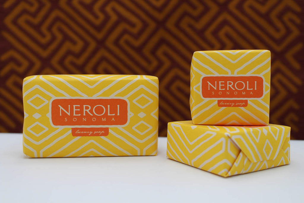 Neroli Sonoma Luxury Hand and Body Soap