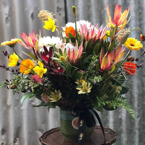 Arrangement in Vase