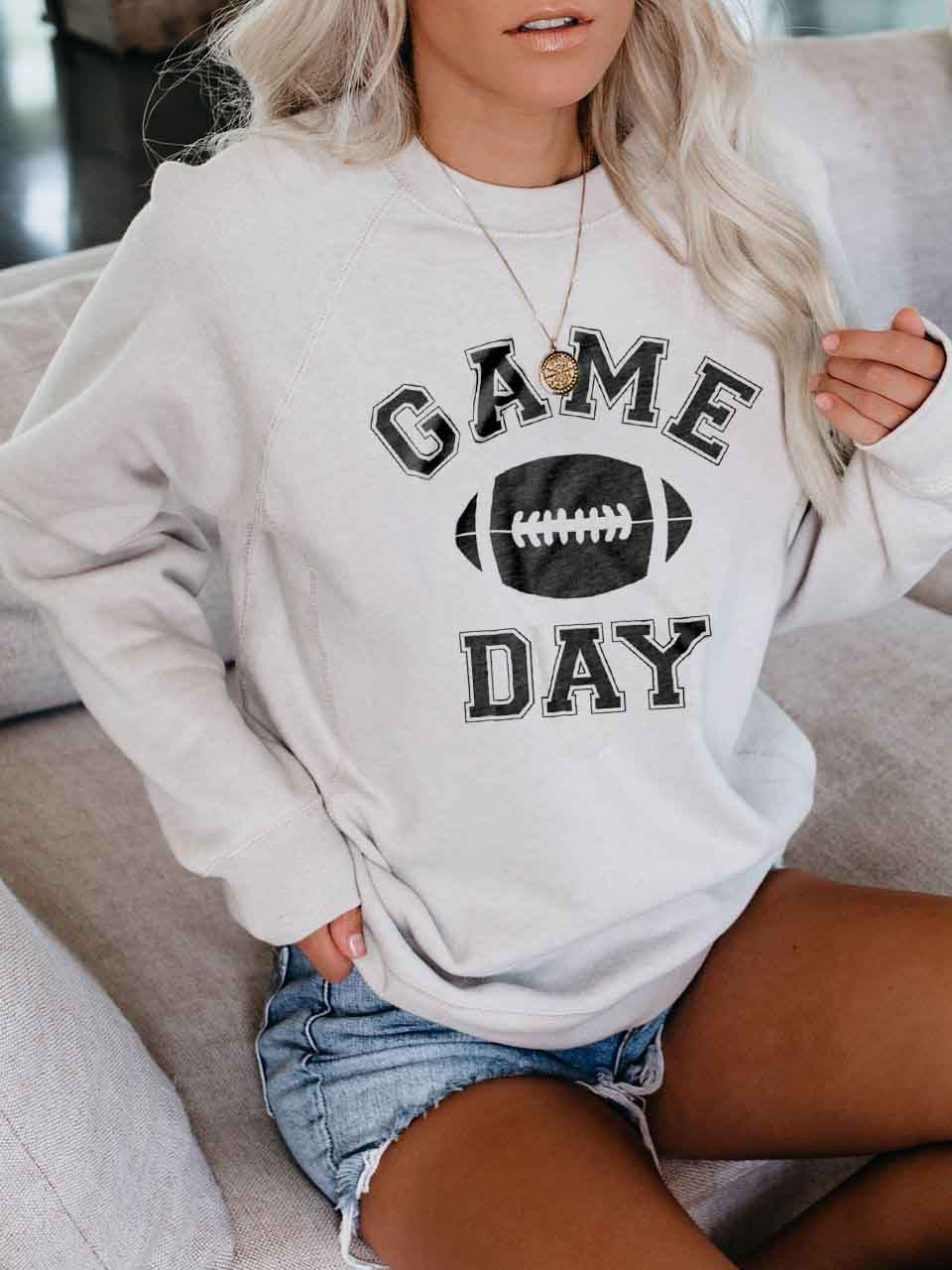 Game Day Pullover